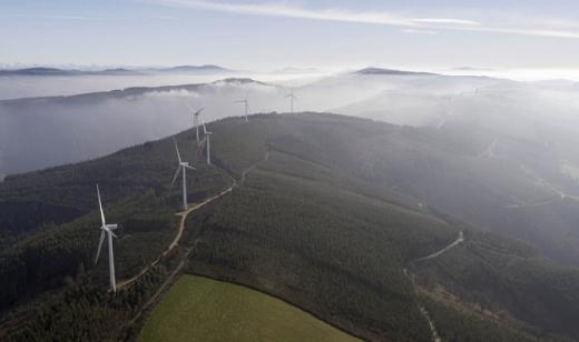 В Іспанії збудують вітропарк потужністю 250 МВт