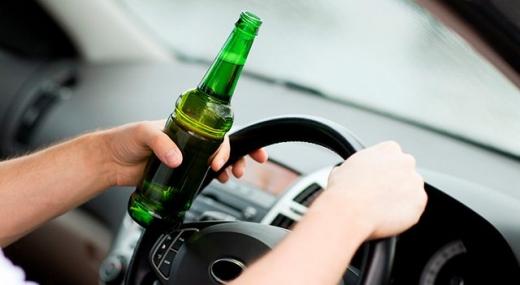 На Ужгородщині п'яний водій опинився в кюветі: подробиці