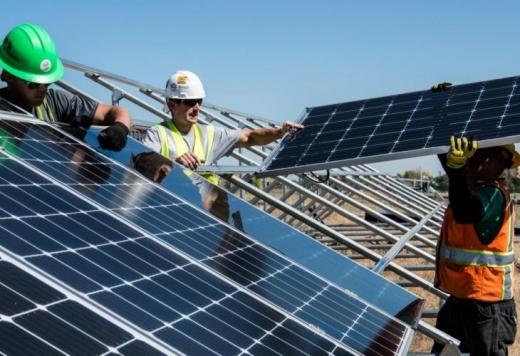 Україна за рік збільшила виробництво електроенергії з відновлюваних джерел на 5,5%