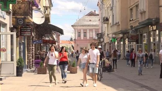Ужгород потрапив у помаранчеву зону: що це означає для міста (ВІДЕО)