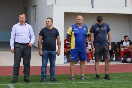 В Ужгороді стартував чемпіонат міста з футболу