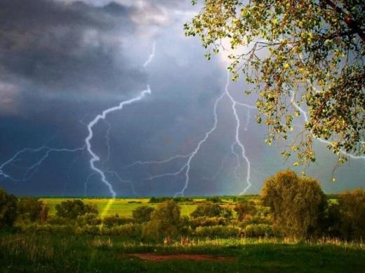 Негода в Україні: які регіони накриють грози
