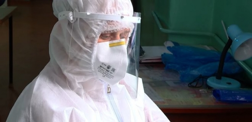 В Україні підтверджено рекордні 2328 нових випадків коронавірусної хвороби