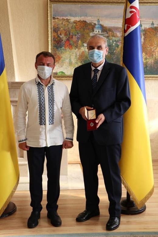 У День Незалежності України закарпатці отримали державні нагороди