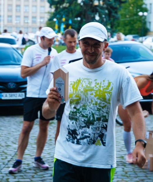 Рекорд України встановили в Ужгороді: всі подробиці
