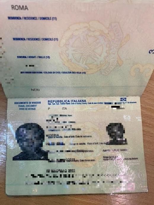 На Закарпатті виявили іноземця з підробленими документами