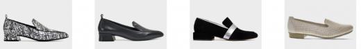 Броги, лоферы и лодочки: офисный стиль женской обуви