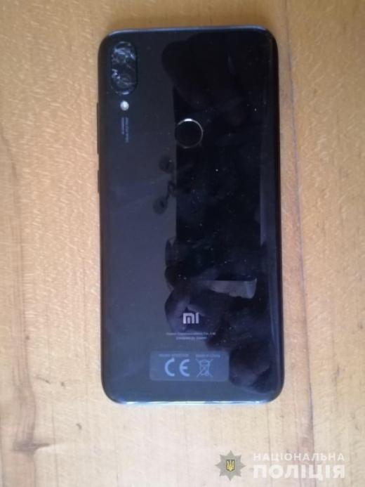 Полісмени затримали крадіїв мобільних телефонів