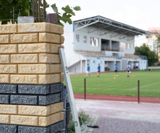Один зі стадіонів Ужгорода тепер матиме ще кращі умові: ФОТО