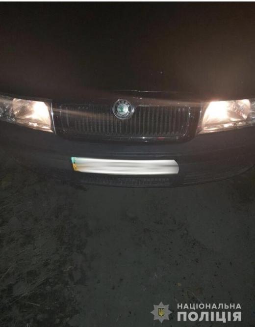 Вихідні на Закарпатті: поліція зафіксувала півтора десятка нетверезих водіїв