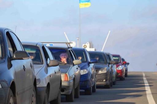 Ситуація на закарпатських кордонах: у чергах трохи більше двох сотень автівок