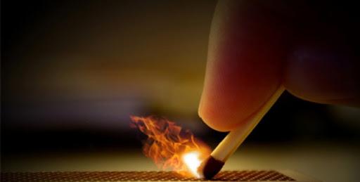 Закарпатець після сварки з дружиною підпалив меблі та підсобне приміщення: чоловіка судитимуть
