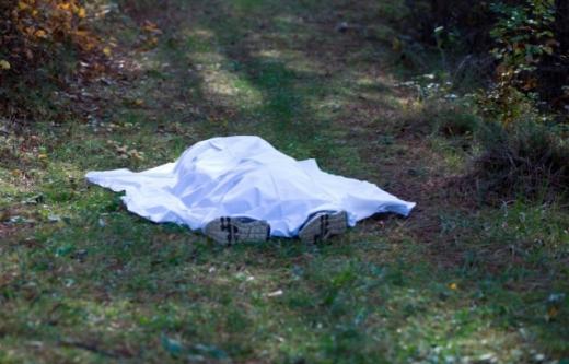 У лісі на Закарпатті знайдено тіло чоловіка