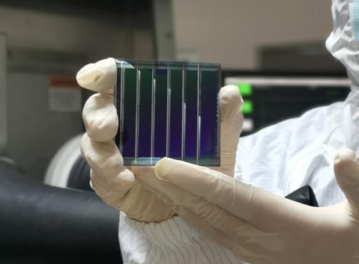 Китайські вчені створили органічний сонячний модуль з ефективністю 14,4%