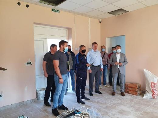 Сучасний спорткомплекс для юних футболістів зводять в Ужгороді
