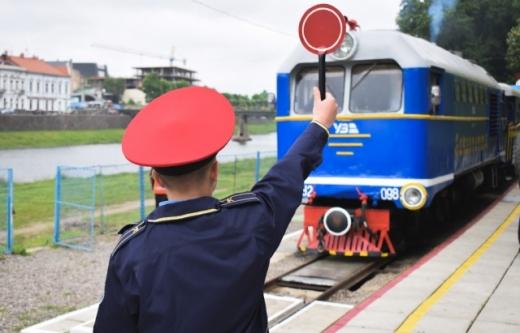 Дитячу залізницю в Ужгороді можуть закрити