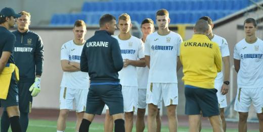 Збірна України завтра зіграє у Лізі Націй із непростим суперником
