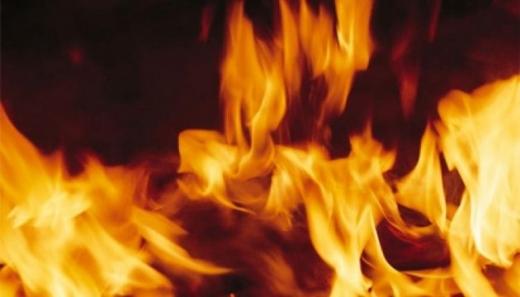 Стали відомі подробиці пожежі в одній з багатоповерхівок Ужгорода