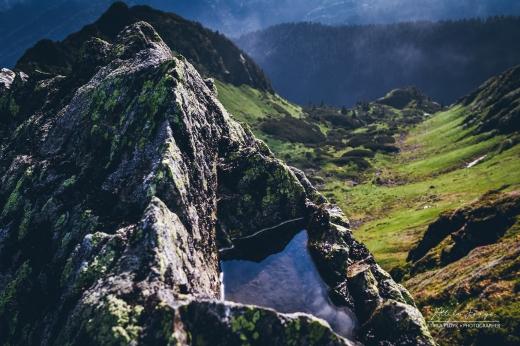 Закарпатський фотограф поділився неймовірними кадрами з гірської вершини