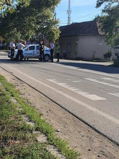Аварія на Закарпатті: зіштовхнулися дві автівки та велосипед