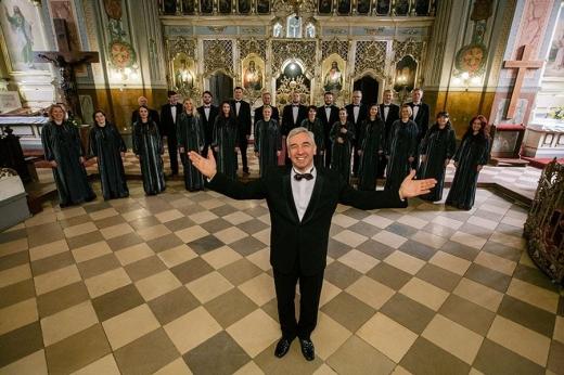 """Закарпатський камерний академічний хор """"Кантус"""" проведе концерт просто неба"""