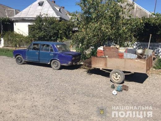 На Берегівщині зухвало пограбували чоловіка з обмеженими можливостями
