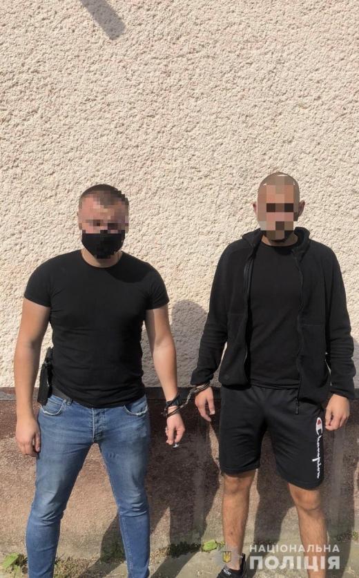 Стрілянина на одному з підприємств Закарпаття: злочинців затримано (ФОТО)