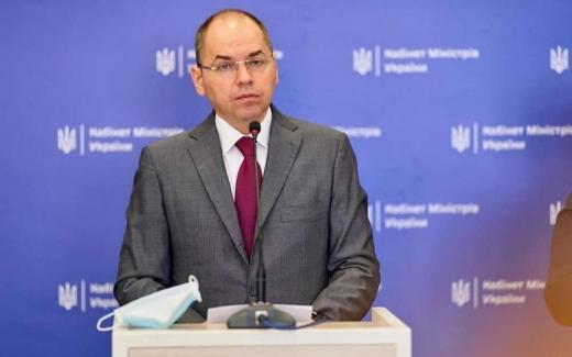 Україна обговорює з Німеччиною забезпечення вакциною від коронавірусу