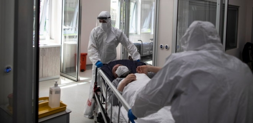 На Закарпатті троє людей померло та 94 нових хворих на COVID-19 за минулу добу (Інфографіка)