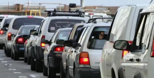 Ситуація на закарпатських кордонах: у чергах знову сотні машин