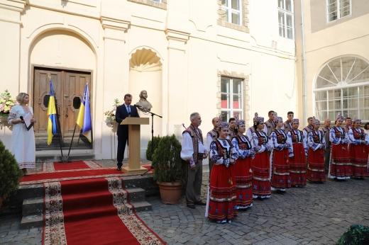 Загальноміське Віче відбулося в Ужгороді