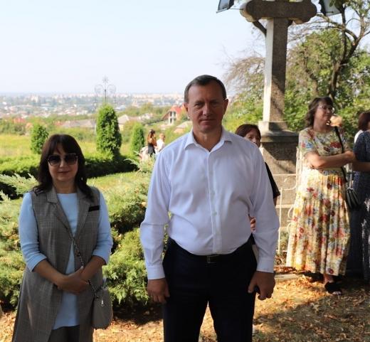 У Горянській ротонді молилися за Ужгород з нагоди Дня міста (Фоторепортаж)