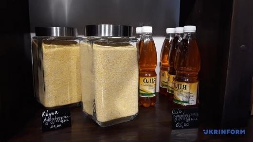 """На Закарпатті відкрили перший магазин локальних продуктів """"Селиський рокаш"""""""
