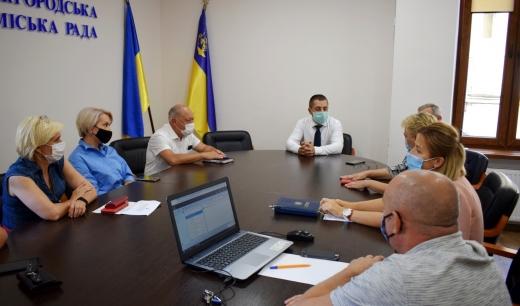 В одній зі шкіл Ужгорода на два тижні призупинять навчання