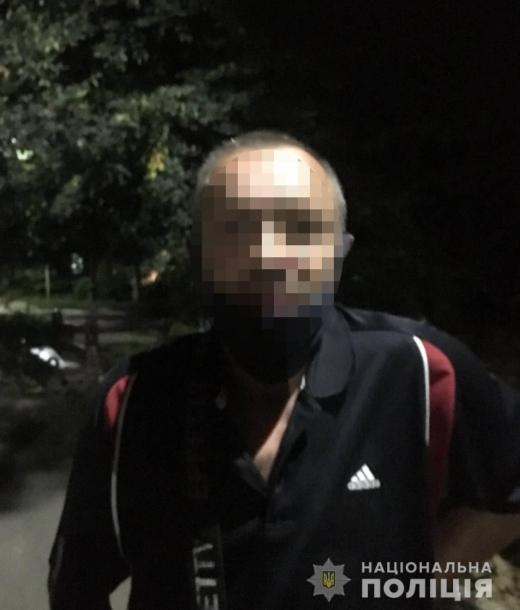 На Закарпатті п'яний водій намагався утекти від поліцейських