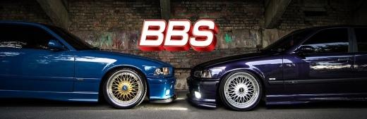 Диски BBS - диски на авто для любителів якості та оригінальності