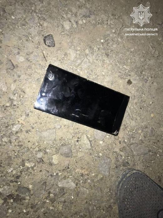 Вночі в Ужгороді пограбували жінку: подробиці