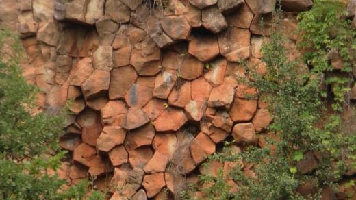 Наслідок виверження вулкану: унікальна фотозона є на Закарпатті