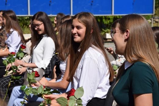 Сьогодні в Ужгороді відбулося Свято першокурсника