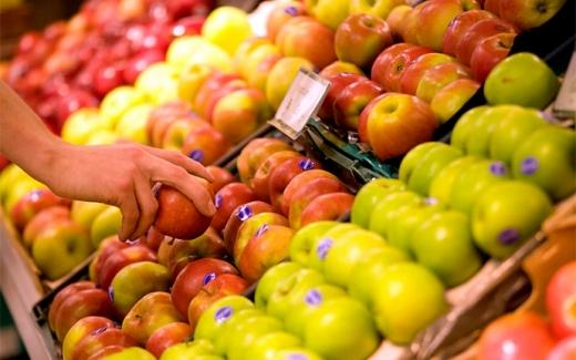 В Україні обвалилась ціна на яблука