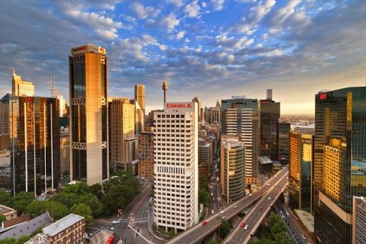 """У Сіднеї державні установи працюють на """"зеленій"""" електроенергії"""