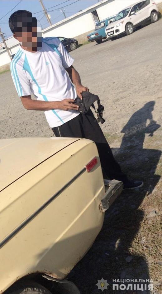 """Закарпатські правоохоронці виявили водія """"під кайфом"""""""