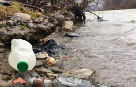 """Закарпатців запрошують на """"Велике прибирання"""" узбережжя річки Тиса"""