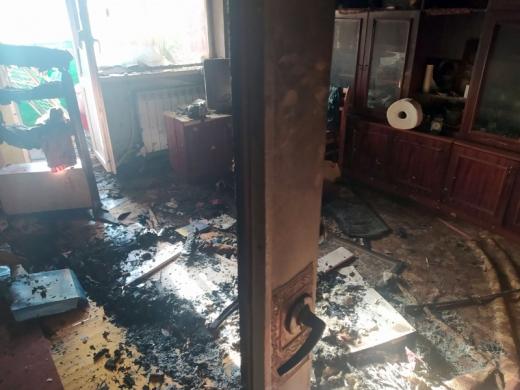 Стали відомі подробиці смертельної пожежі в Берегові