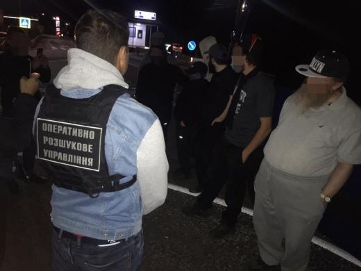 Закарпатські прикордонники затримали іноземців-паломників