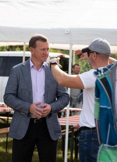 В Ужгороді відбулися видовищні змагання з мотокросу (Фоторепортаж)