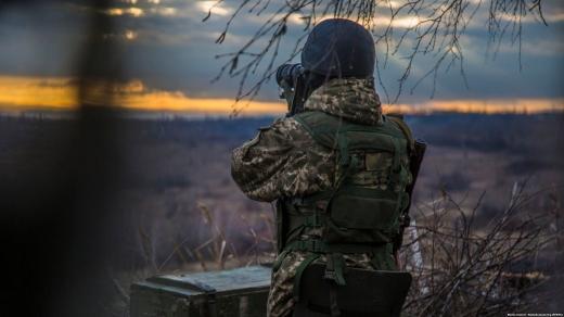 "Бойовики вкотре порушили ""тишу"" на Сході України"