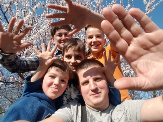 Домашня освіта: досвід ужгородської сім'ї