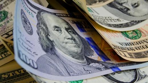Дорогий долар трохи впав у ціні: курс Нацбанку