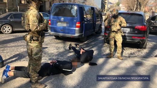 Суд відправив за ґрати учасників злочинного угрупування з Мукачева